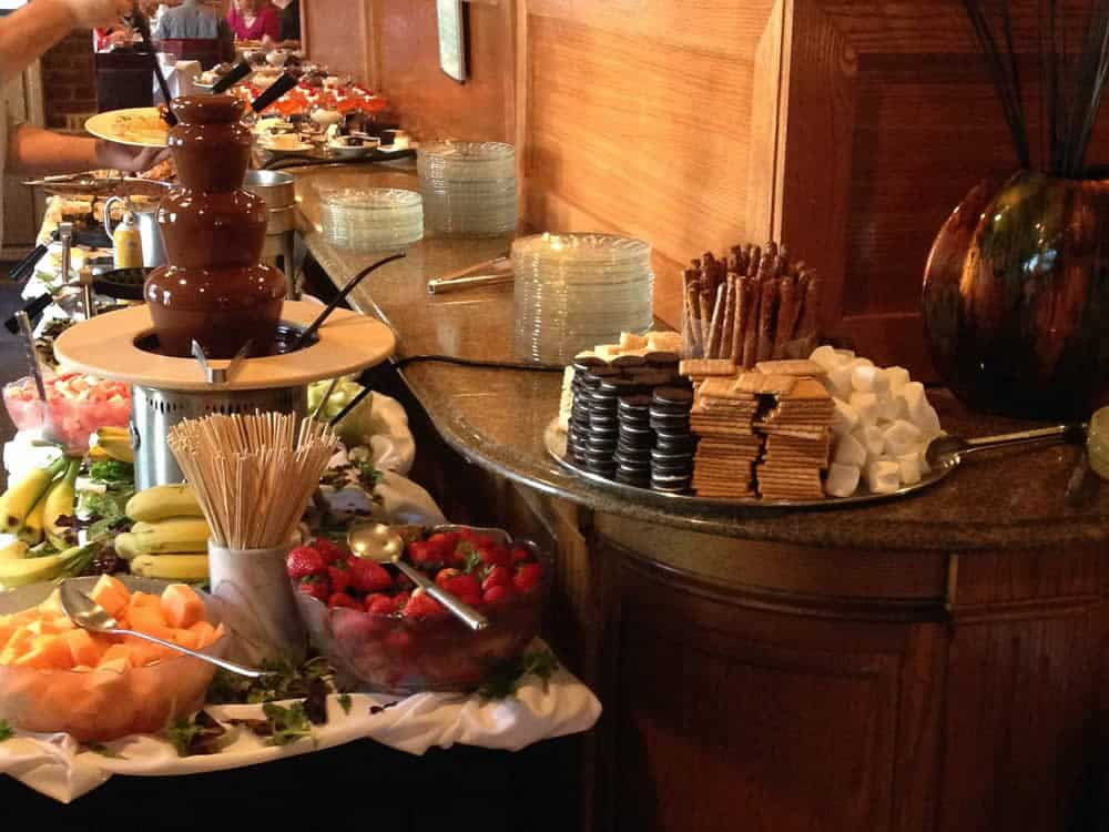 Sunday Brunch at the Concordville Inn